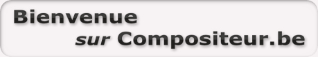 Compositeur (.be)